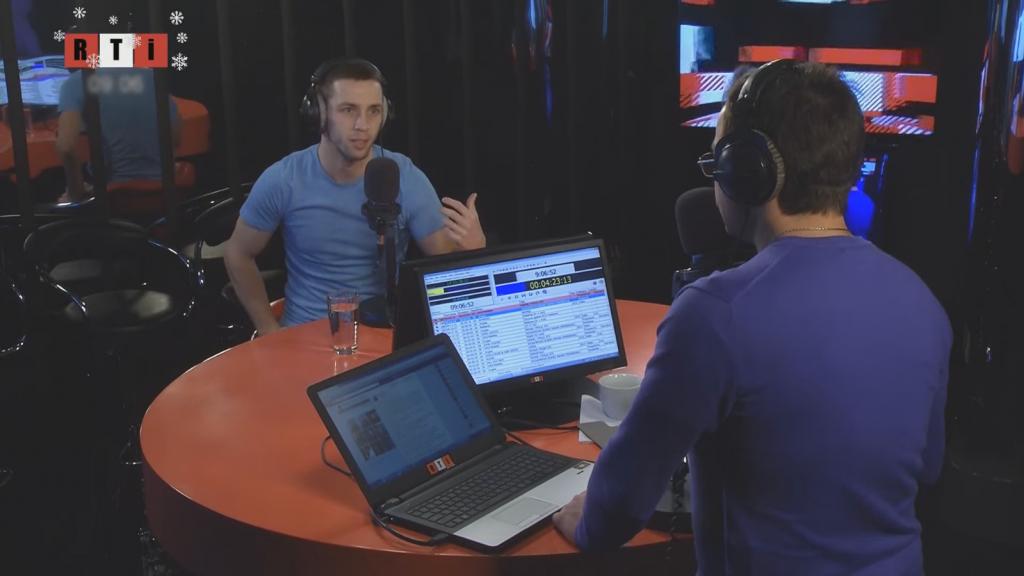 Відео: Розповів про Workcelerator та нашу роботу зі стартапами на радіо-тв