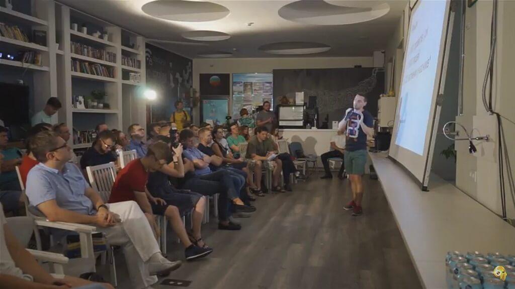 Startup Crash Test Kyiv #65 — Стартап Левел
